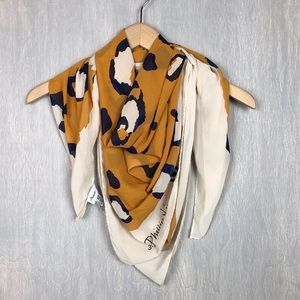 3.1 Phillip Lim for target leopard print scarf
